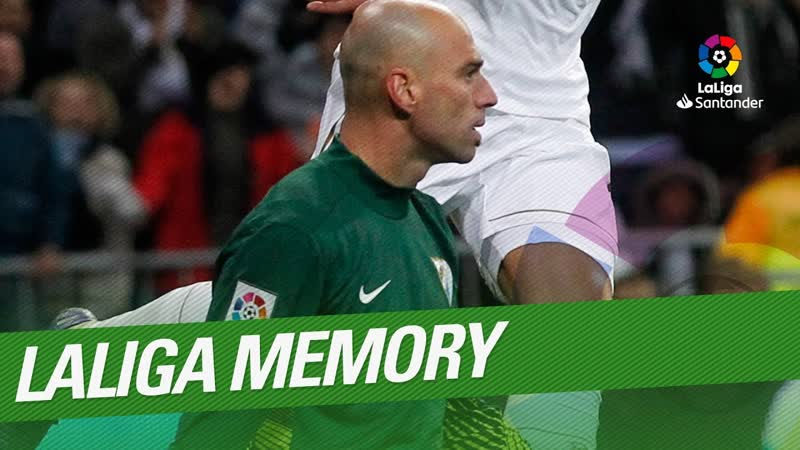 LaLiga Memory_ Willy Caballero