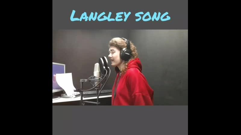 Ariana Groman - Langley song