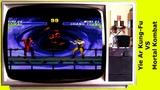 Yie Ar Kung-Fu VS Mortal Kombat -cover NESДенди кавер на баяне