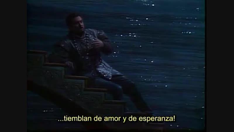 Placido Domingo - Nessun dorma