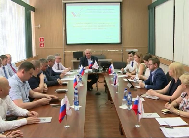 В Ярославле планируют объединить медицину катастроф и станцию скорой помощи