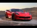 Chevrolet Corvette Z06 тест драйв на оглушительной скорости