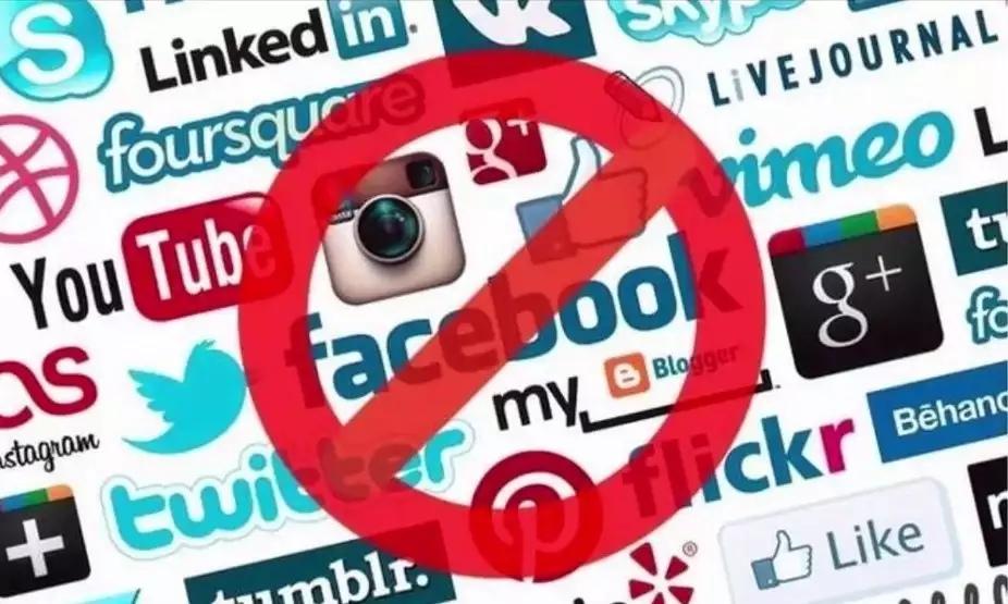 В Таджикистане ограничили доступ к ряд социальным сетям, другие работают с перебоями