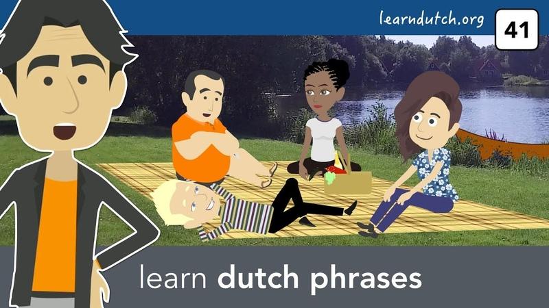 The subclause with conjunction omdat | Inburgeringsexamen Basisexamen Inburgering Buitenland