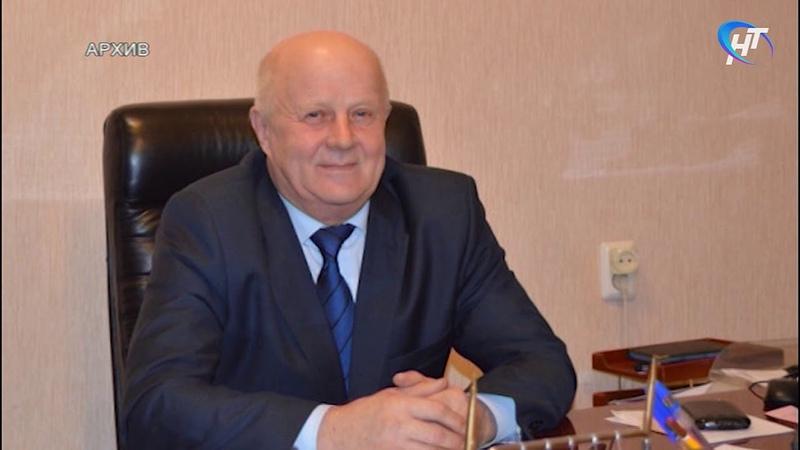 Глава Шимского района Николай Тиханович уходит в отставку по собственному желанию