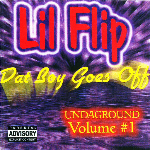 Lil' Flip альбом Dat Boy Goes Off