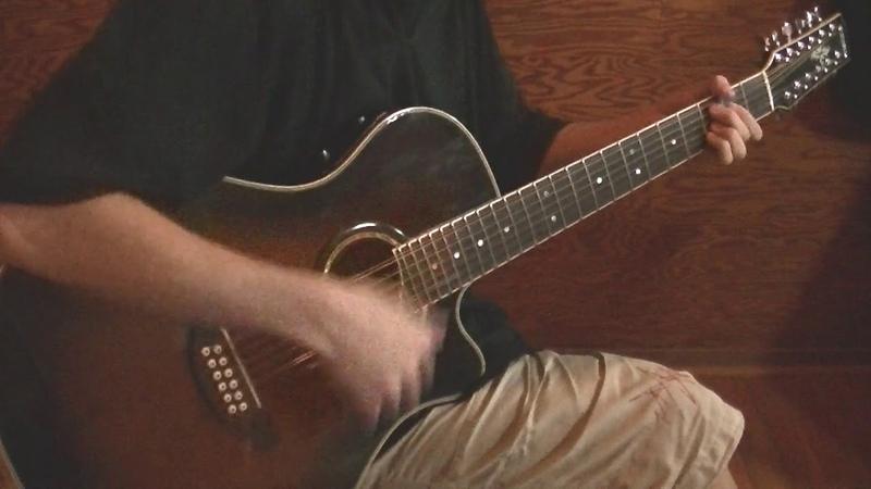 ベーシストがアコギを弾いてみた 【phunkdified】