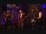 Miley Cyrus &amp Mark Ronson ft. Sean Lennon - Happy Xmas (War Is Over) (Live) - SNL