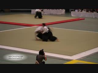 Suzuki Toshio Shidoin, 5th Dan - 53rd All Japan Aikido Demonstration