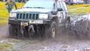 ► Jeep Grand Cherokee vs Niva vs Suzuki Jimny Off Road 4x4