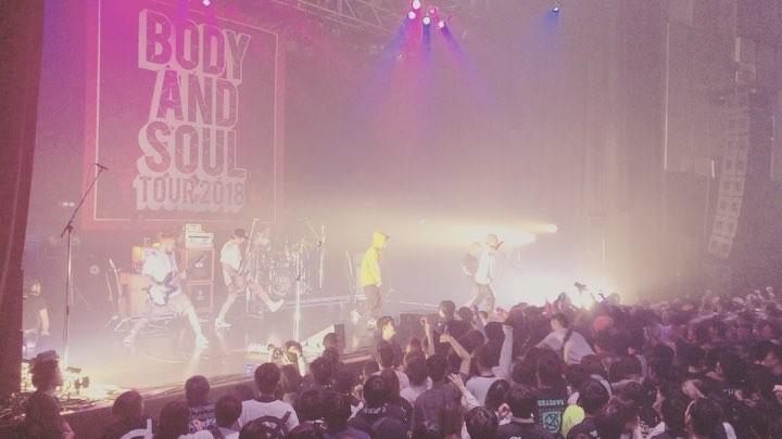 "JMS on Instagram: ""BODY and SOUL TOUR SHADOWS ft. RYO bodyandsoul crystallake SHADOWS"""