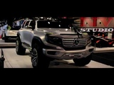 NEW 2019 - Mercedes Ener G Force Super Powerful Muscle SUV - Exterior 4K
