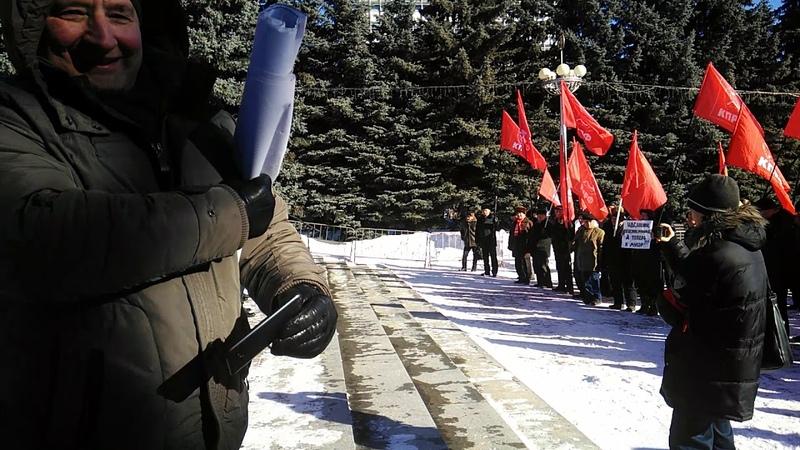 Резолюция митинга КПРФ и левых сил в Брянске