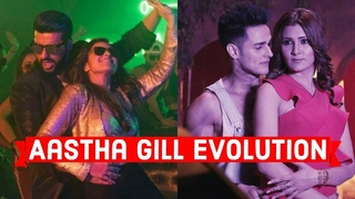 Aastha Gill Evolution (2014 - 2018)