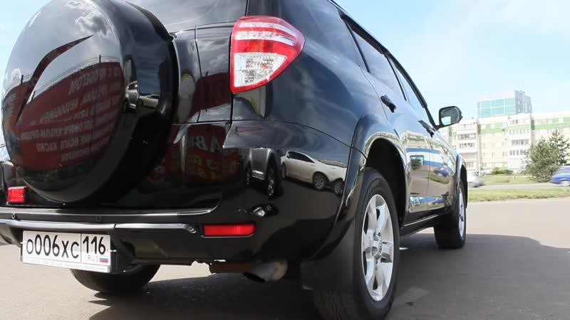 2011 Тойота Рав 4. Обзор (интерьер, экстерьер, двигатель)