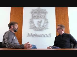 Inside the Mind with Arlo White Liverpool's Jurgen Klopp
