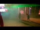 Мишка танцует диско