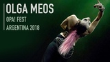 Olga Meos OPA FEST 2018 Tribal Fusion Belly Dance