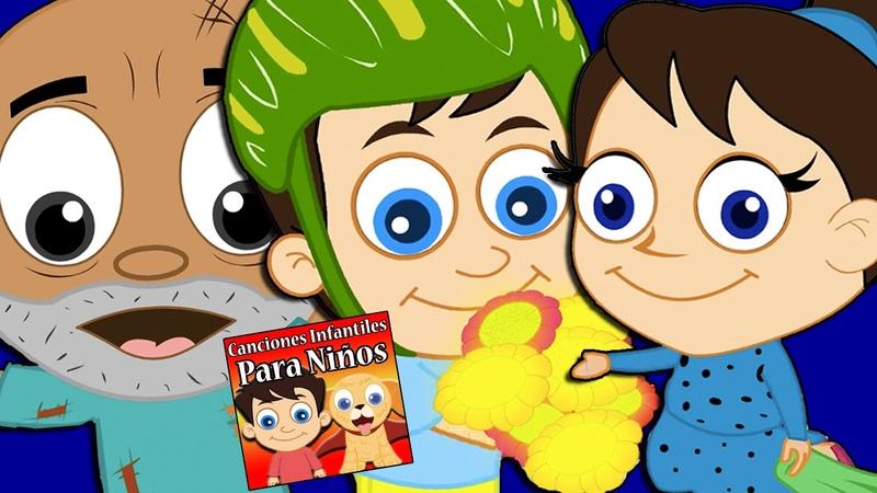 Arroz Con Leche   Canciones Infantiles Para Niños   Rondas Infantiles   Spanish Nursery Rhymes