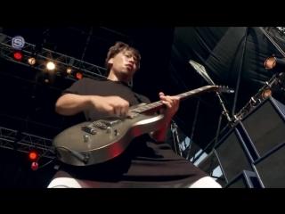 Coldrain live at DEAD POP FESTiVAL 2018, Kawasaki, Kanagawa (30.06.2018)