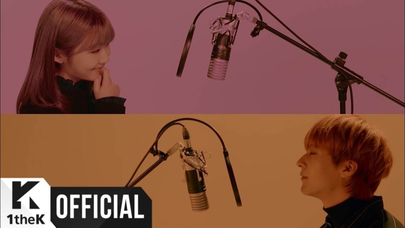 Seoryoung (GWSN) Dongwoon (HIGHLIGHT) - Color me