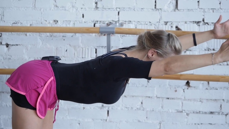 Не разогнуться Упражнение для вытяжения спины