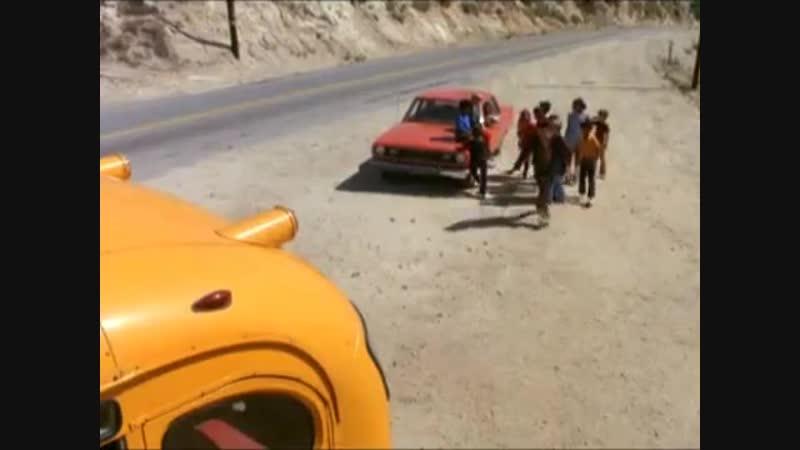El Diablo sobre Ruedas (Duel, 1971) Steven Spielberg [Reto a muerte/Reto a la muerte/Duelo]