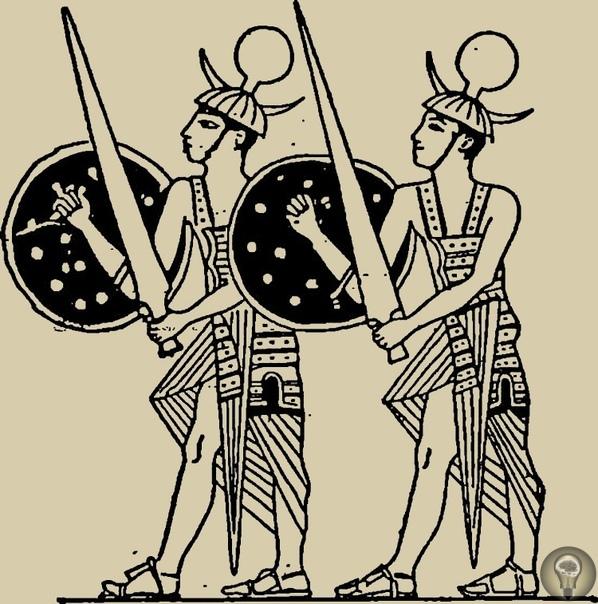 Крупнейшая геополитическая катастрофа Древнего мира Троянская война, крушение минойской цивилизации, угасание Хеттского государства и войны Рамсеса III ознаменовали упадок империй Бронзового