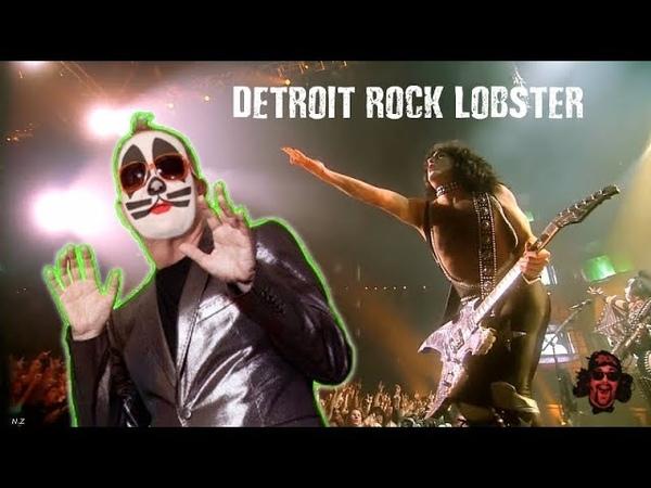 DJ Cummerbund - Detroit Rock Lobster