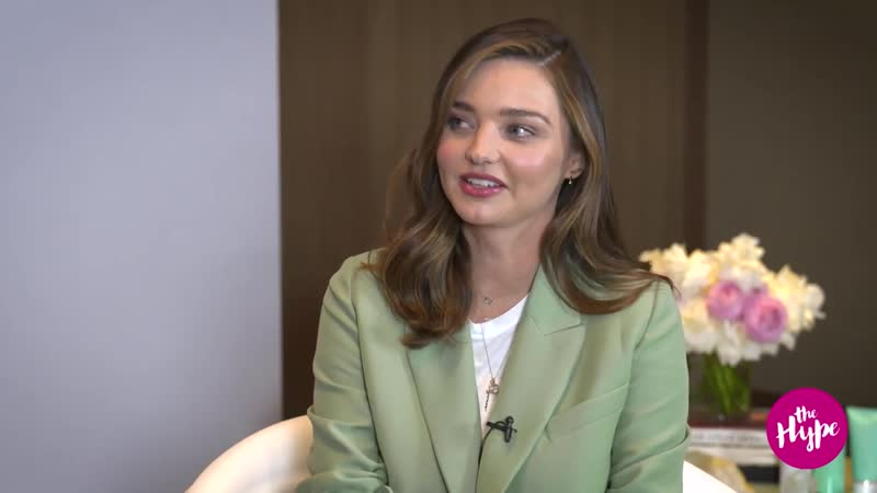 Miranda Kerr Shares Latest From KORA Organics And Her Obsession With Crystals _ The Hype _ E!