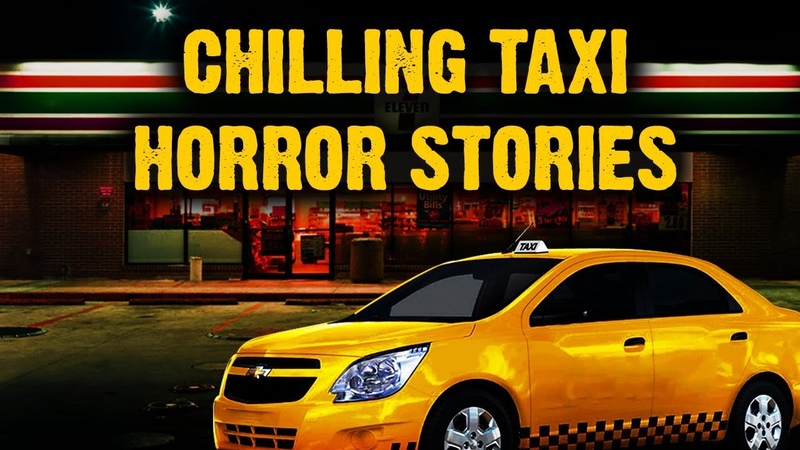 🚖 2 REAL Chilling Taxi Horror Stories Read By Strangers