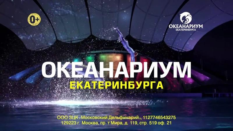 ОТКРЫТИЕ 1 этап Океанариума Екатеринбурга