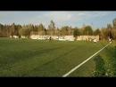 Первенство U17. Атлант-Тосно - Фаворит. Последние минуты матча.
