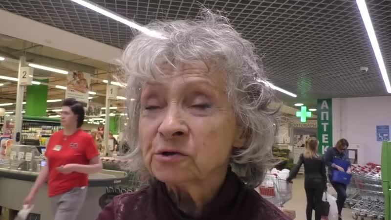 Бабуля говорит правильные слова