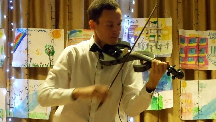 А Вивальди из цикла Времена года Лето Никита Висицкий скрипач виртуоз г Оренбург