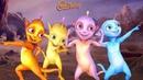 Мультики шоколадные приключения забавных пришельцев для детей