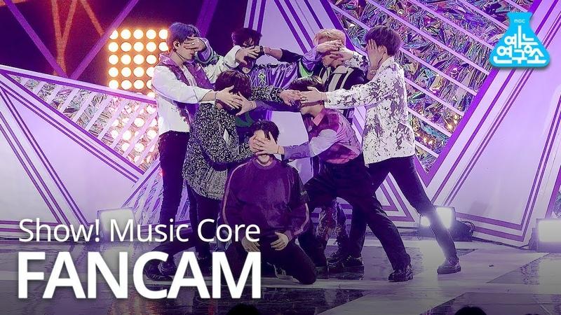 [예능연구소 직캠] GOT7 - ECLIPSE, 갓세븐 - ECLIPSE @Show! Music Core 20190525