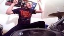Pearl Jam Alive Drum Cover