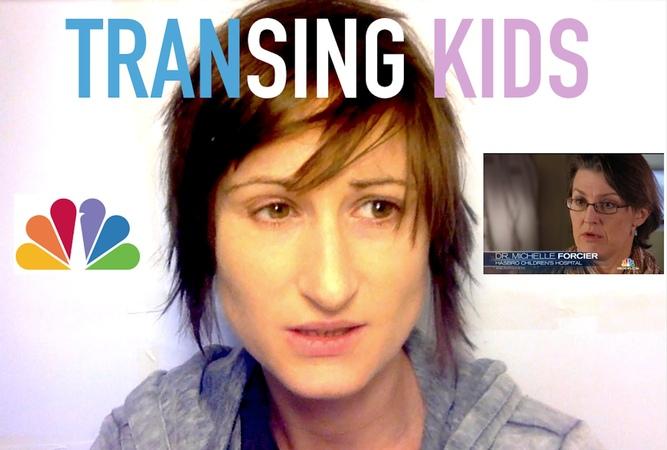 Transing a 5 Year Old Tomboy