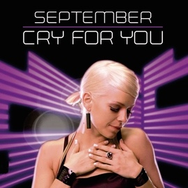 September альбом Cry For You