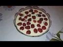 Творожный торт ''Клубничный рай!''