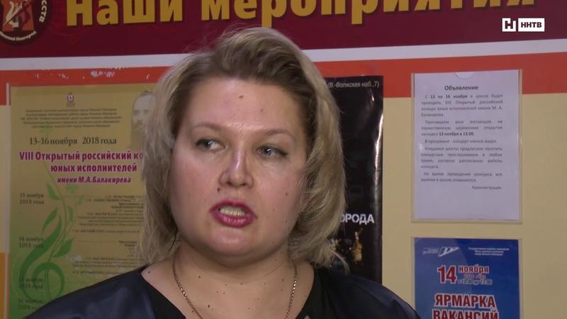 Конкурс молодых исполнителей имени Балакирева стартовал в Нижнем Новгороде