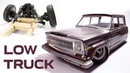 Converting truck to low 2WD rc (front)