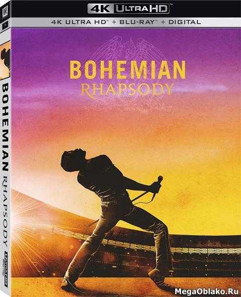 Богемская рапсодия / Bohemian Rhapsody (2018) | UltraHD 4K 2160p
