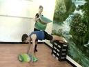 Урок 27. Ходьба с опорой на локти в положении лягушка. Элементы акробатики