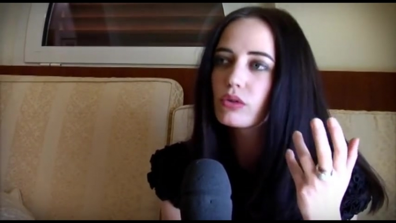 Eva Green Camelot AlloCiné Cast Interview