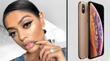 NEW IPHONE XS MAX full makeup tutorial filmed on this phone in daylight including audio