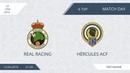 AFL19. Spain. La Liga. Day 6. Real Racing - Hércules ACF.