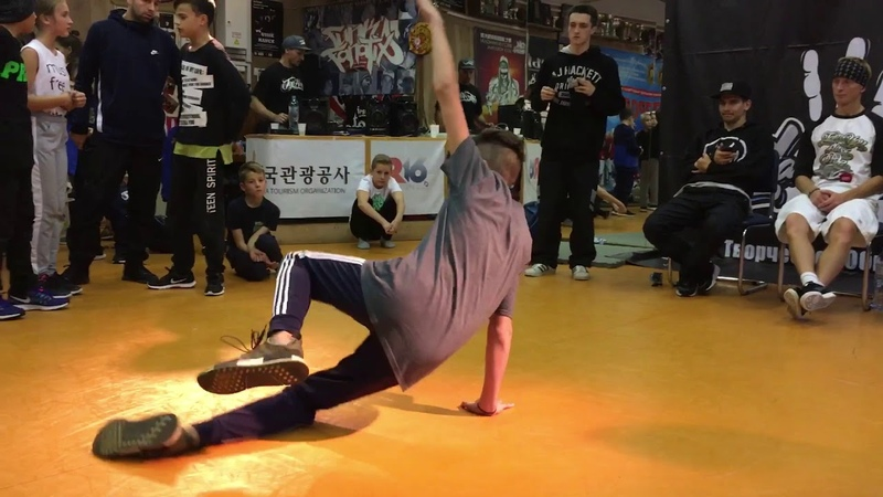 Nuthing But Selena juniors (Quarter Final - Tie break by Bboy Mess) at South West Jam