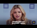 Chloë Grace Moretz Voting is Most Wonderful Part of Being American